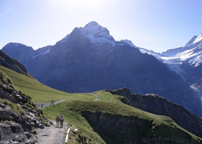 First - Bachalpsee - Faulhorn - Bussalp | Eiger