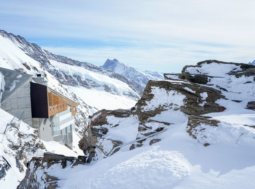 [Translate to english:] Jungfraujoch_TopOfEurope