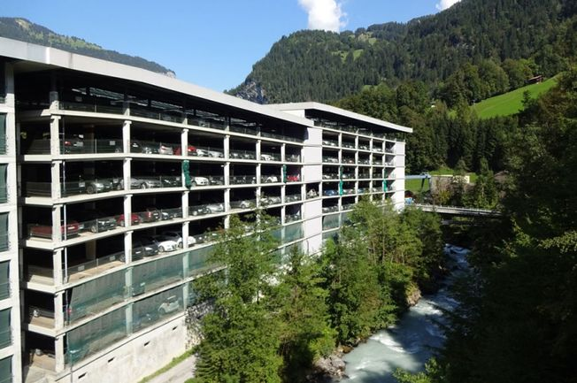 Parking Lauterbrunnen