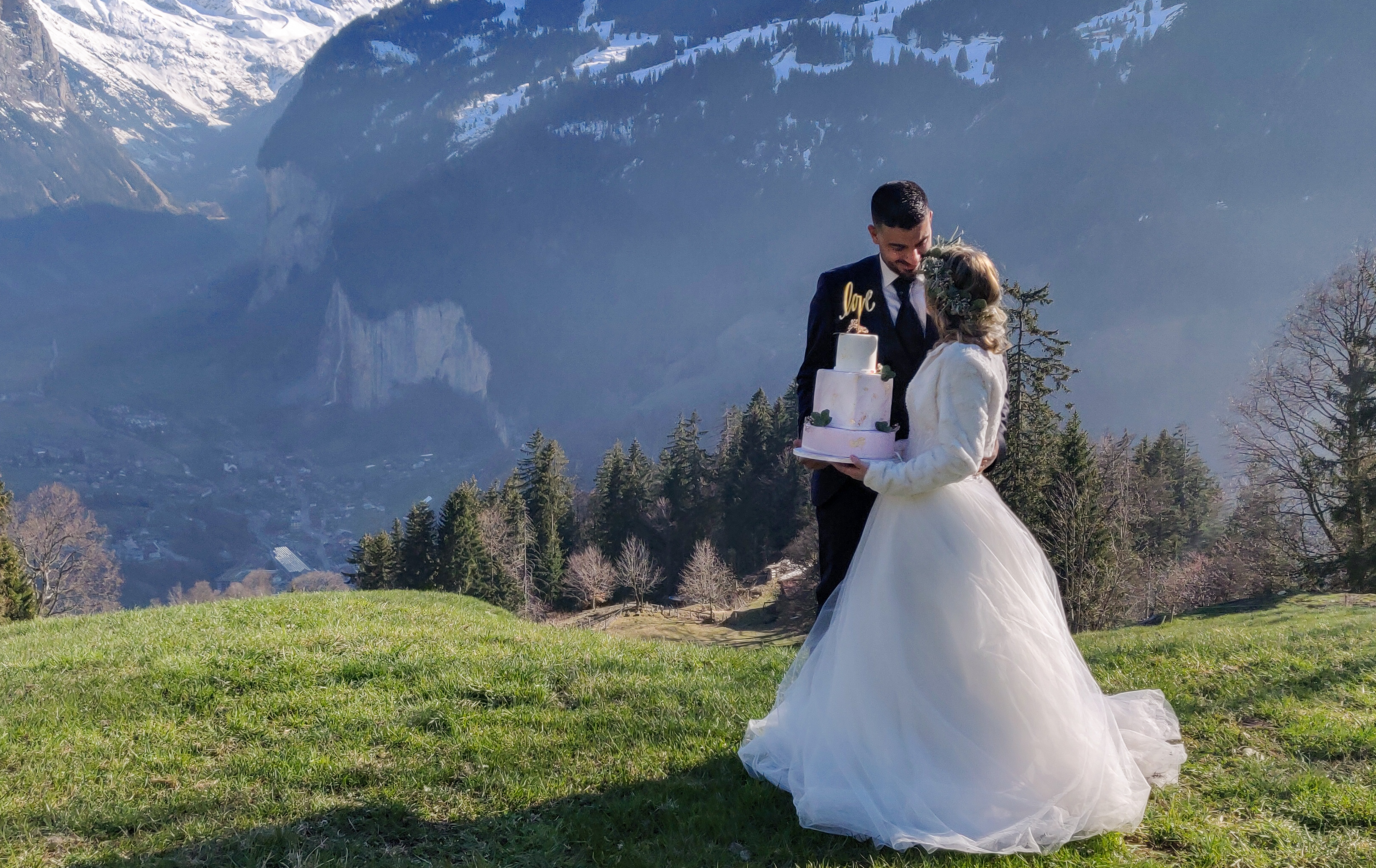 Heiraten in der Jungfrau Region